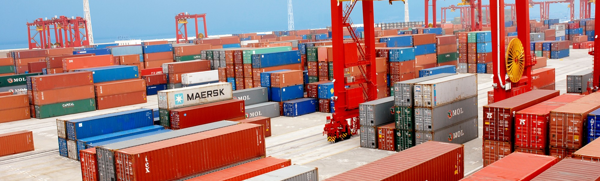 Терминальная обработка контейнерных грузов